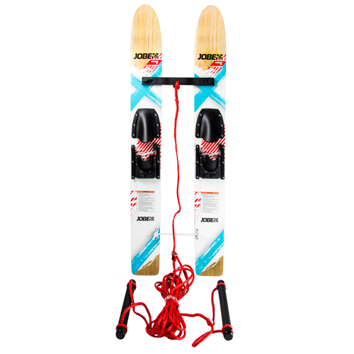 Jobe buzz trainers waterskis hout