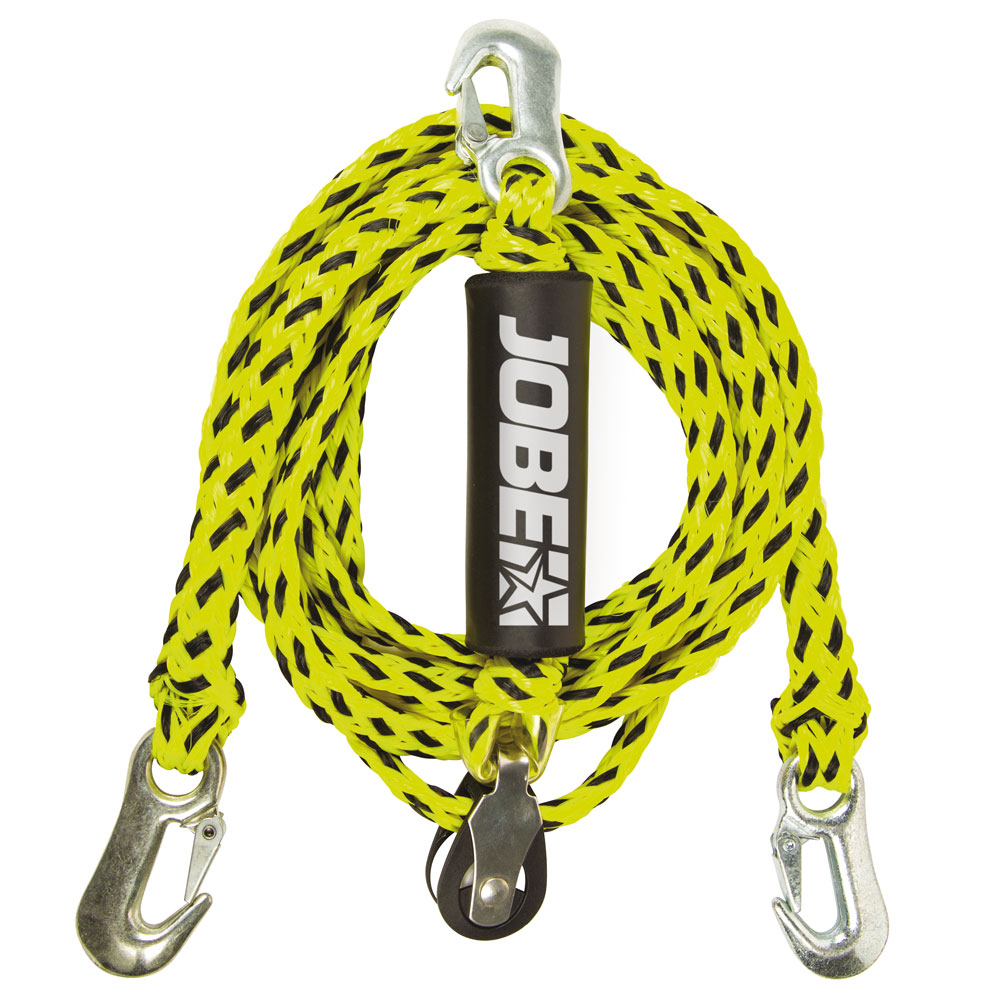 Jobe 2P WaterSports Bridle with Pulley 12ft