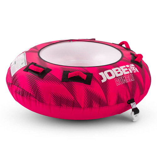 Rumble funtube 1 persoons Hot Pink
