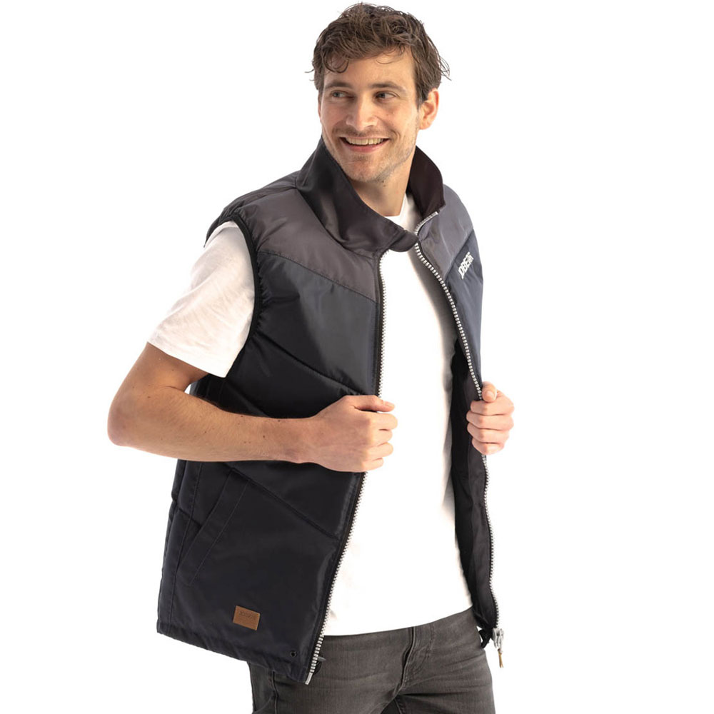 Jobe 50 Newton Bodywarmer heren Midnight blauw