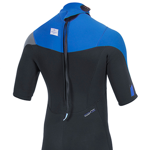 Jobe Perth shorty 3/2 blauw heren