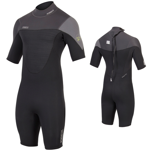 Jobe Perth 3/2 grijs heren wetsuit shorty