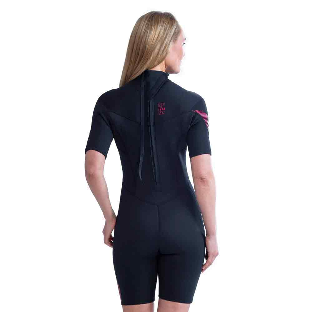 Jobe Savannah Shorty 2MM wetsuit dames zwart