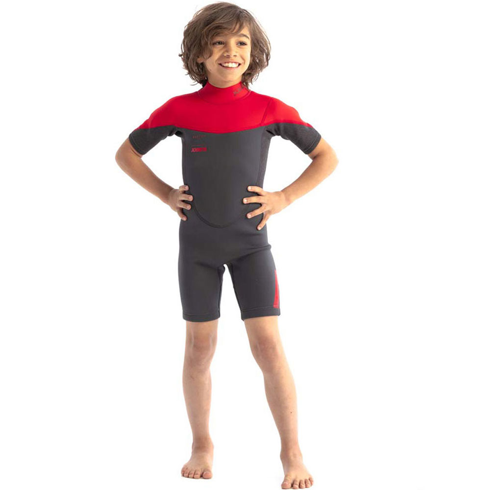Jobe Boston 2mm Shorty Wetsuit kind rood