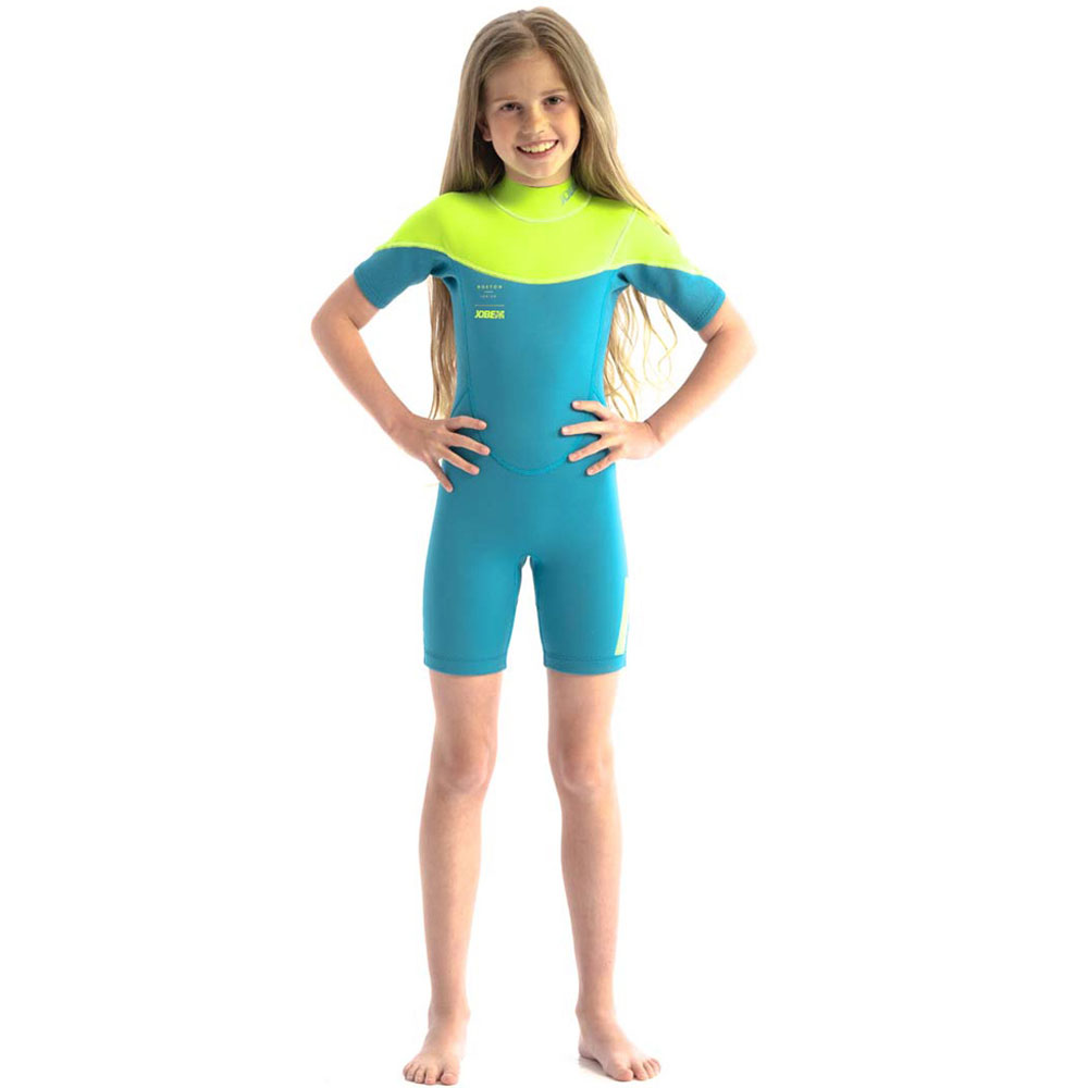Jobe Boston 2mm Shorty Wetsuit kind Teal