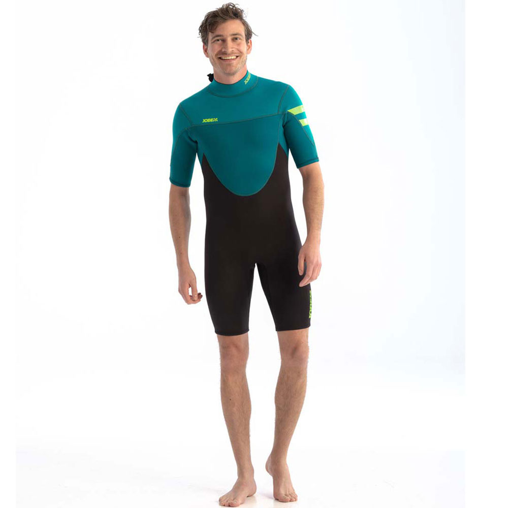 Jobe Perth 3/2mm Shorty Wetsuit heren Teal