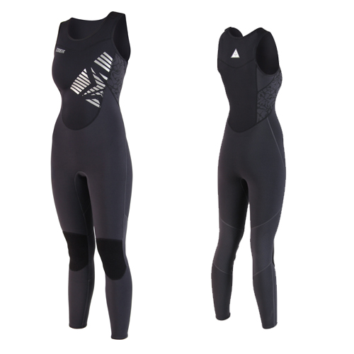 porto long john 2mm wetsuit women
