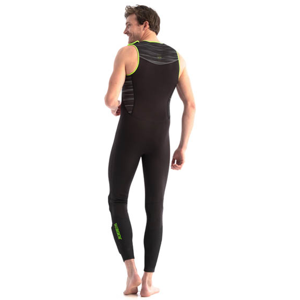 Jobe Toronto 2mm Jet Long John Shinprotector Wetsuit heren