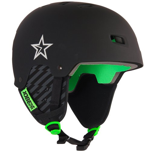 base wakeboard helm zwart