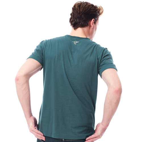 Jobe Heren surf t-shirt craft groen