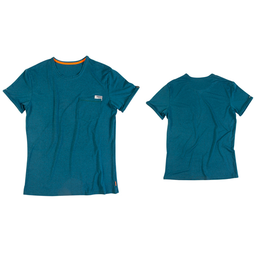 Discover sup t-shirt heren Teal