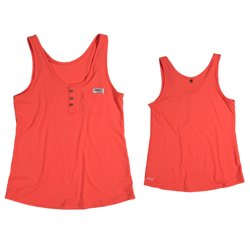 Discover sup tanktop dames Coral